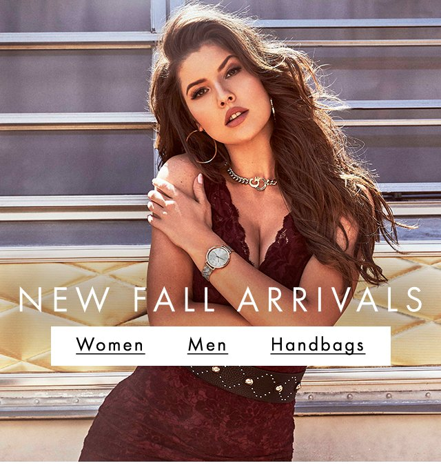 GUESS? Mens & Handbags new arrivals