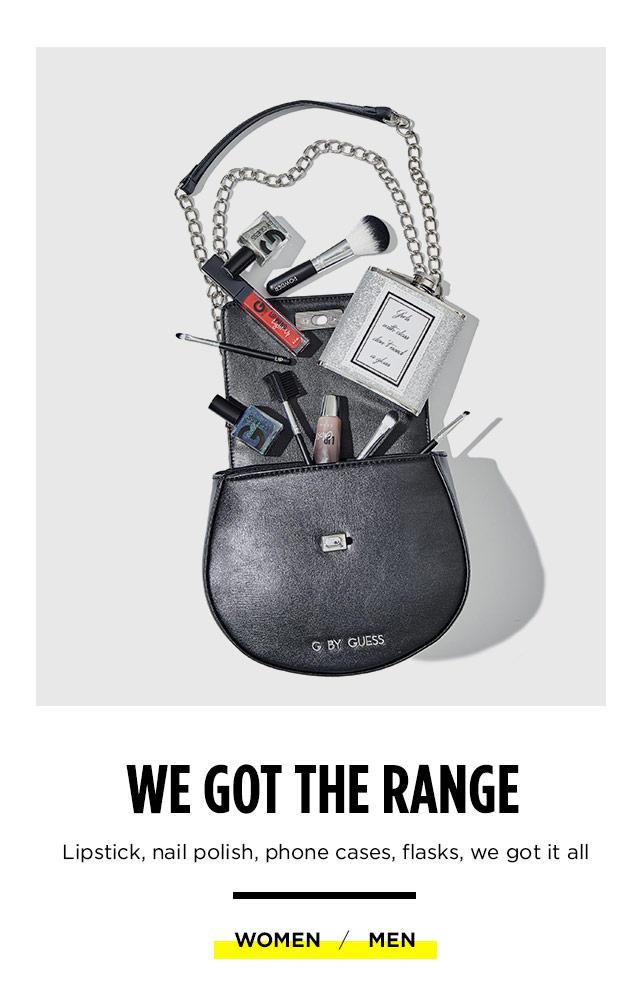 We Got the Range