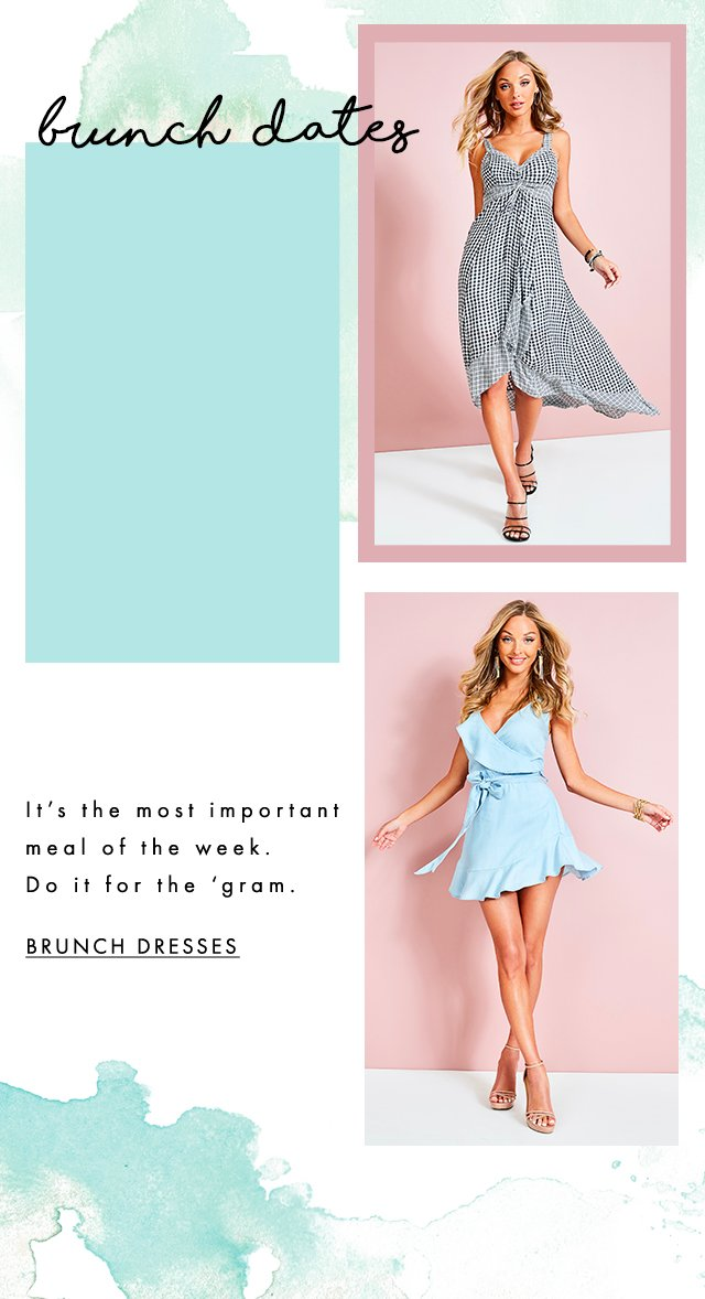 Grab your besties. It's time to dance. Night-Out Dresses