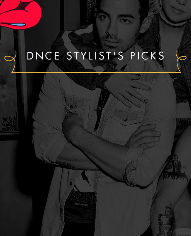 DNCE Stylist's Picks