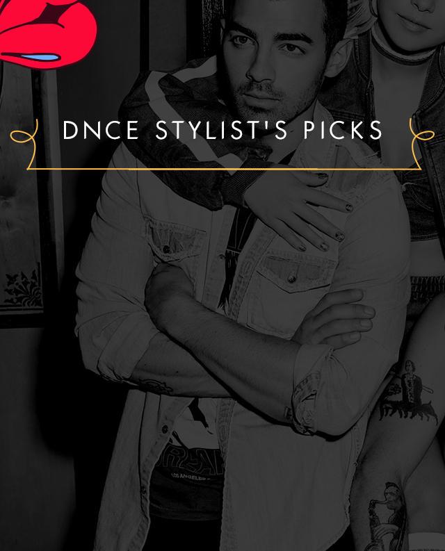 DNCE Stylist's Picks