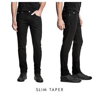 Slim Taper