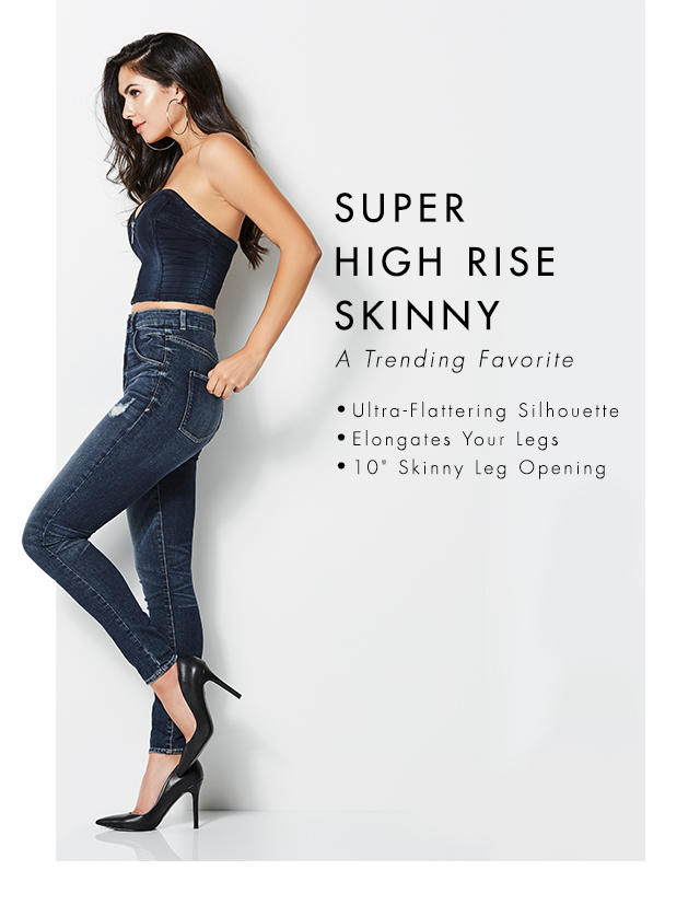 Super High Rise Skinny