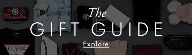 Gift Guide GUESS