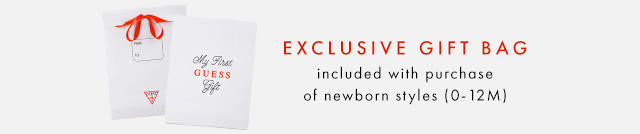 Get a gift bag with newborn styles