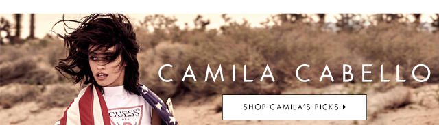 Camila Cabello Fall 2017