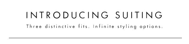 Introducing Suiting