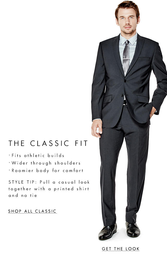 The CLassic Fit