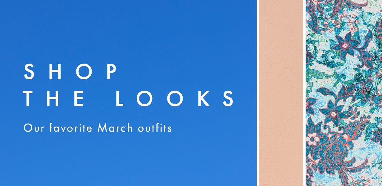 Shop March