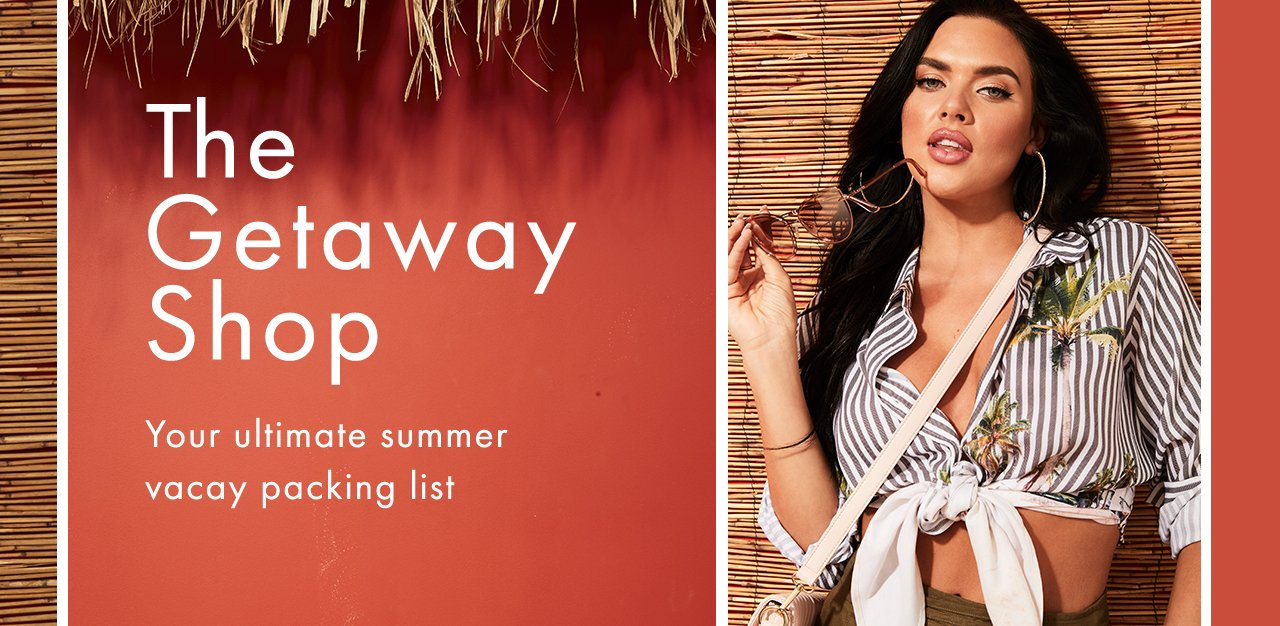 Getaway Shop