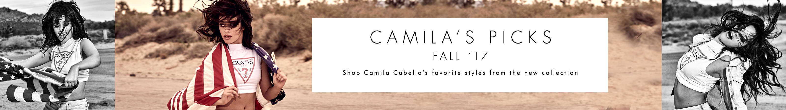 Camila's Picks