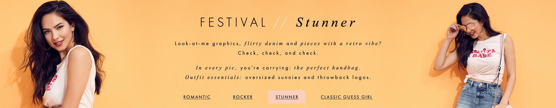 Festival Stunner