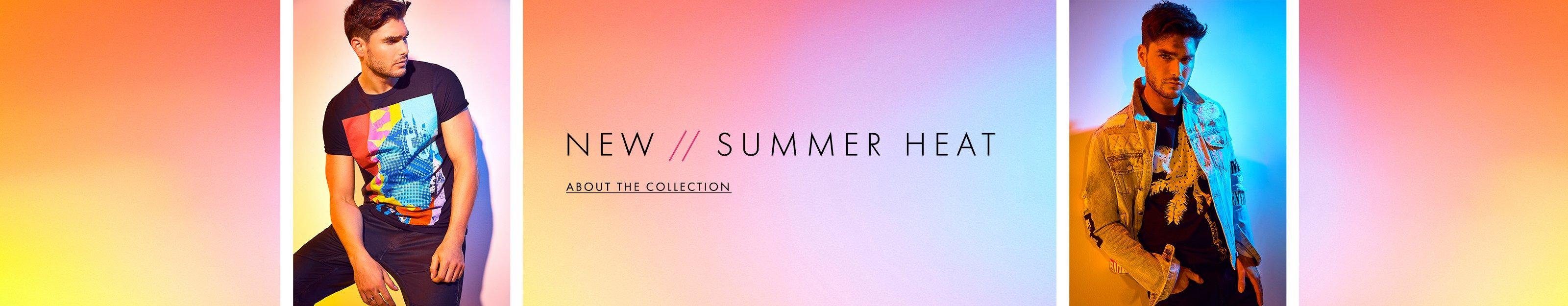 New Summer Heat