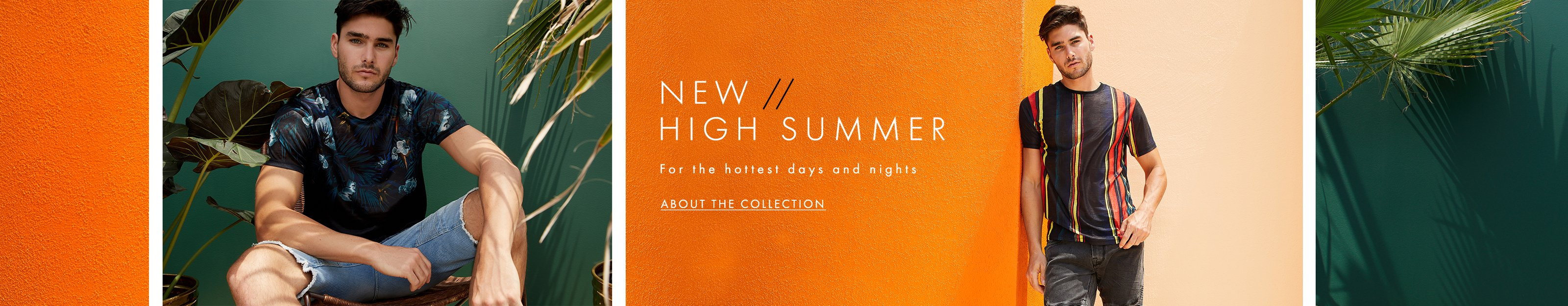 New High Summer
