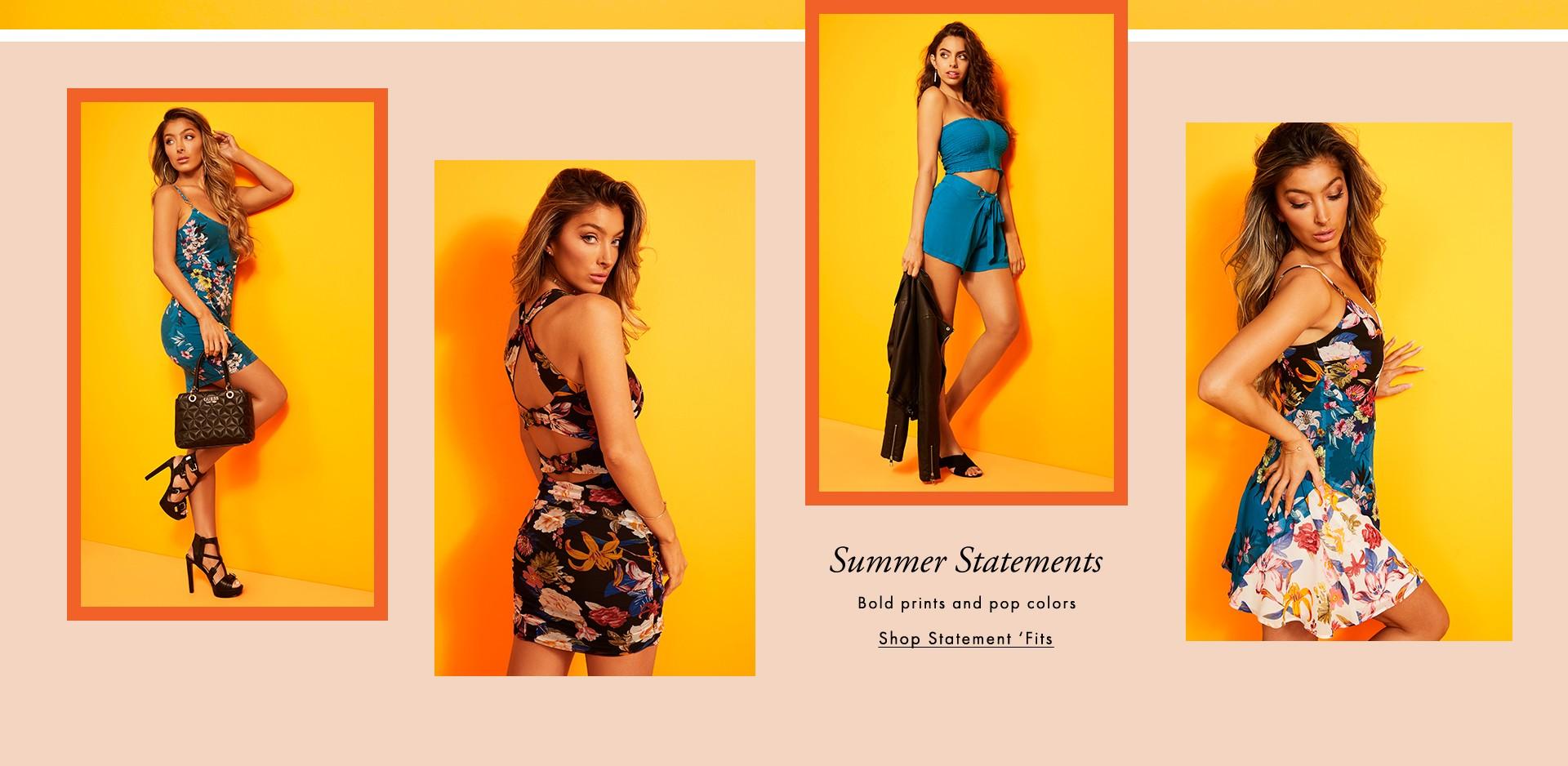 Summer Statements