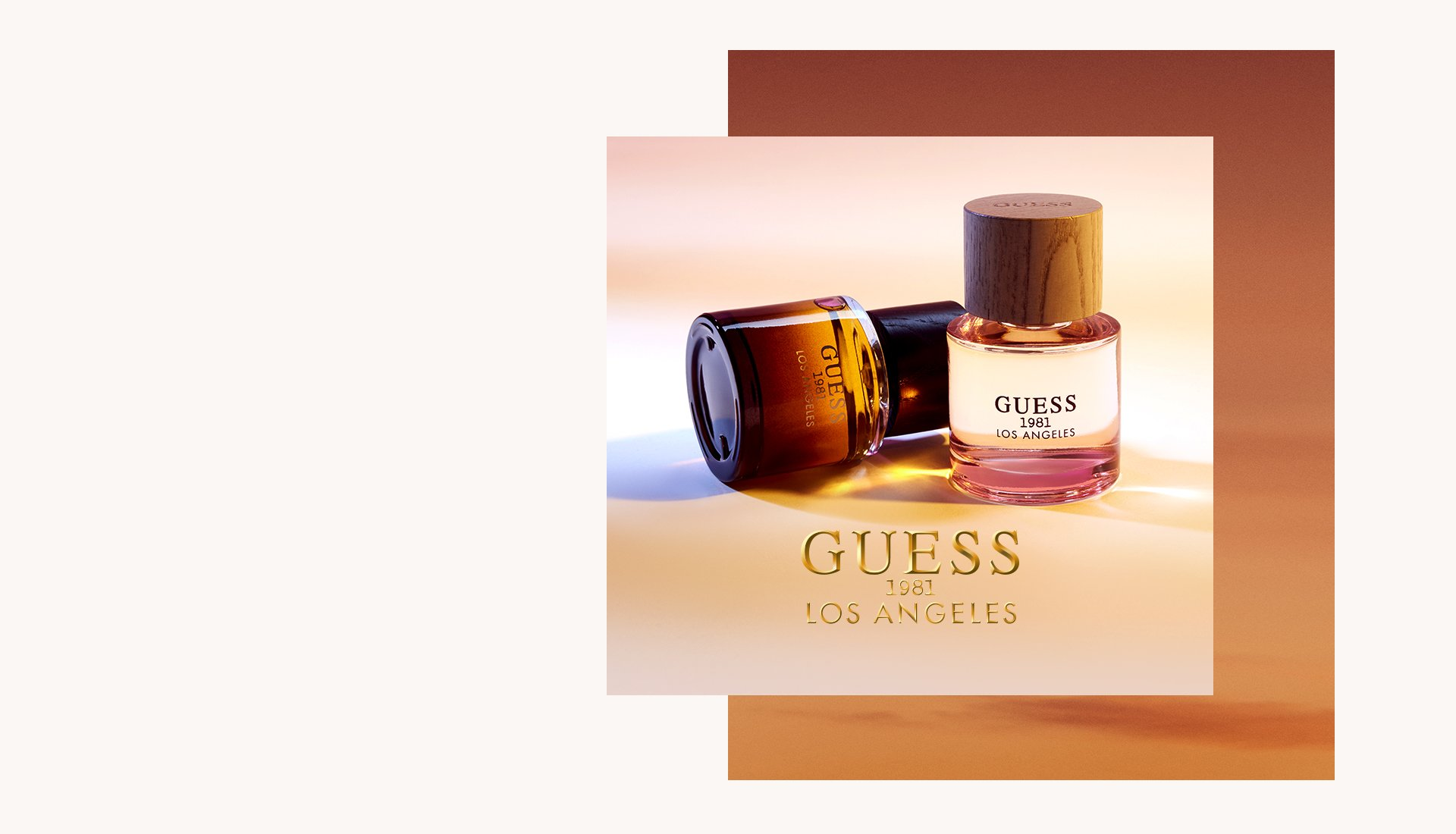 GUESS 1981 Los Angeles