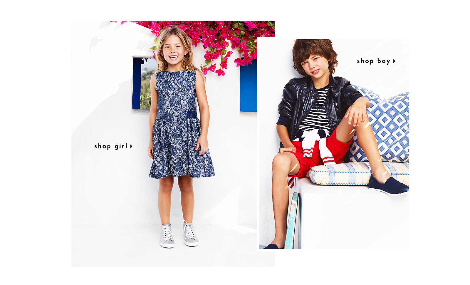 Shop Girl & Boy