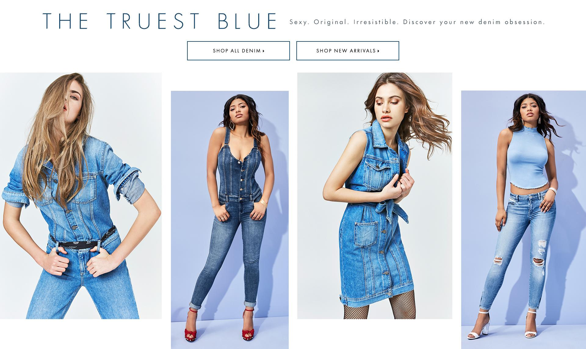 Discover your new denim obsession