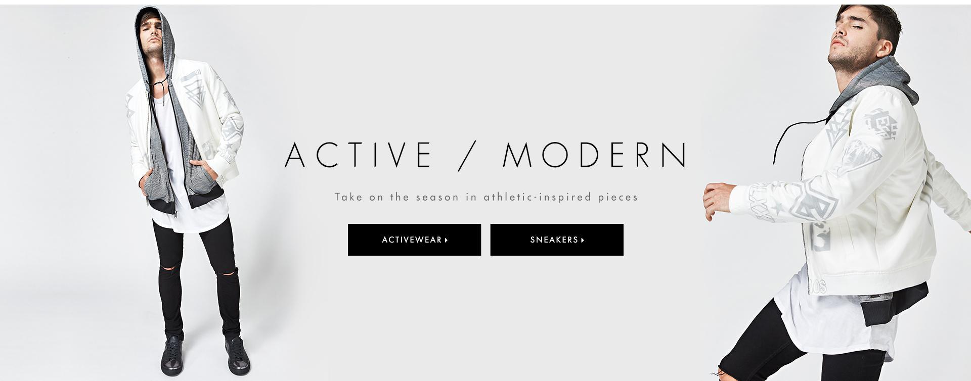 Mens Active / Modern