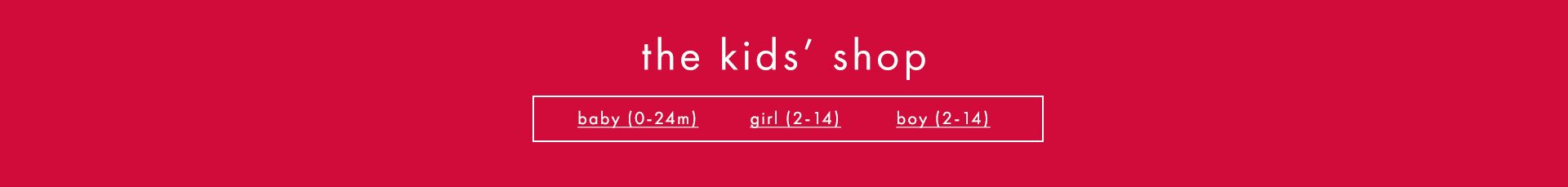 GUESS the Kids' Shop