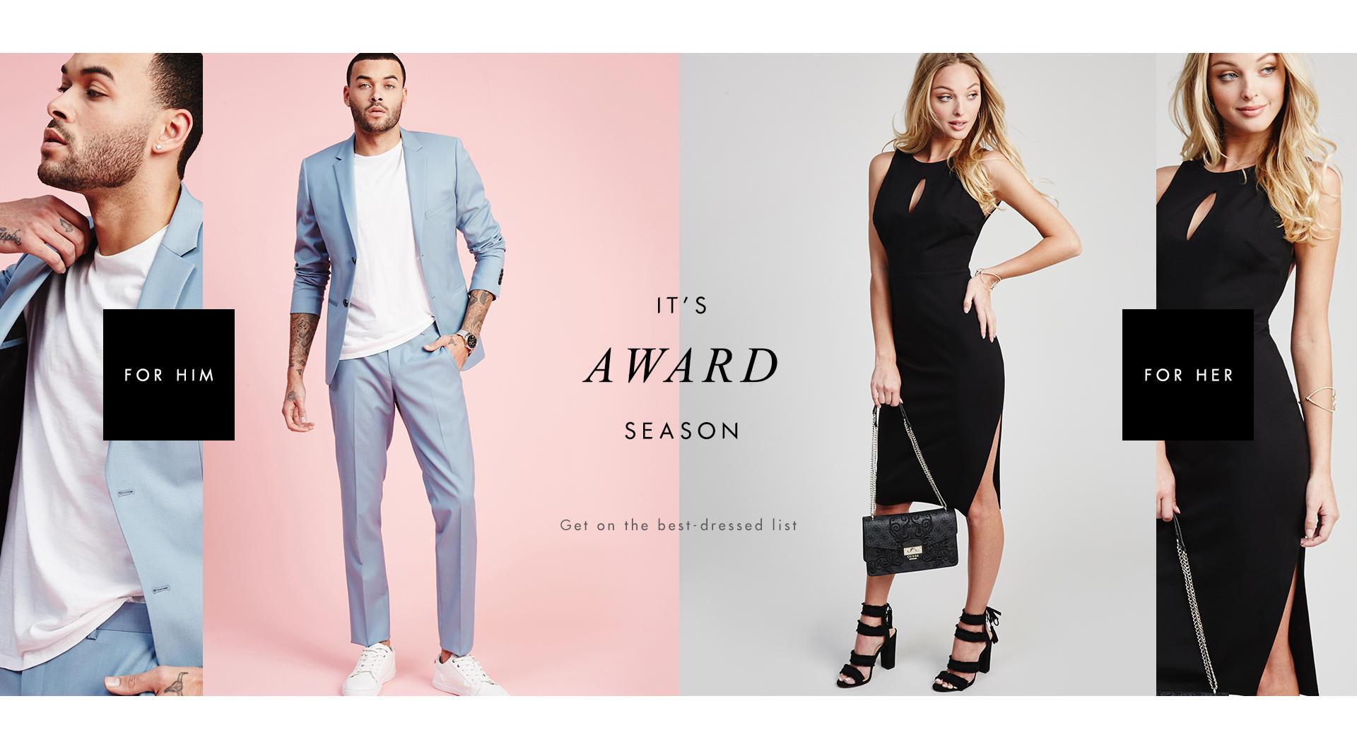 Shop Award Season