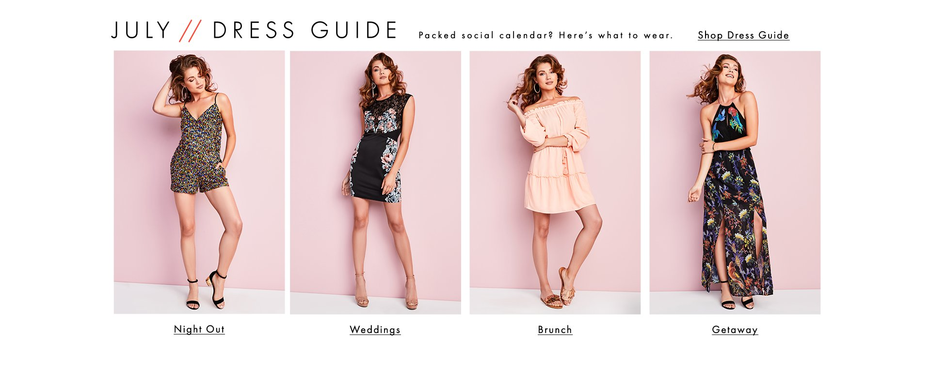 Shop Dress Guide