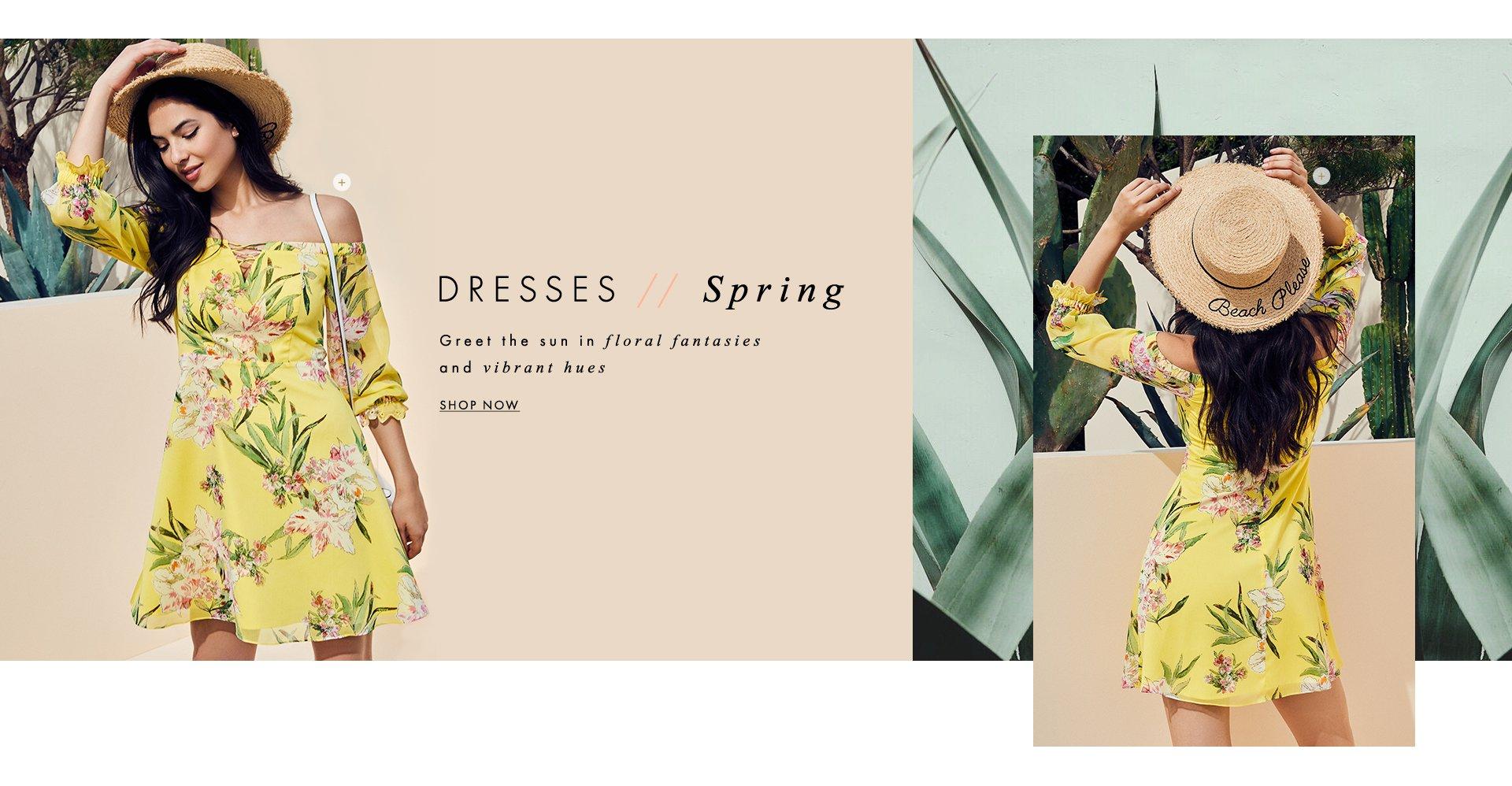 Dresses The Edit