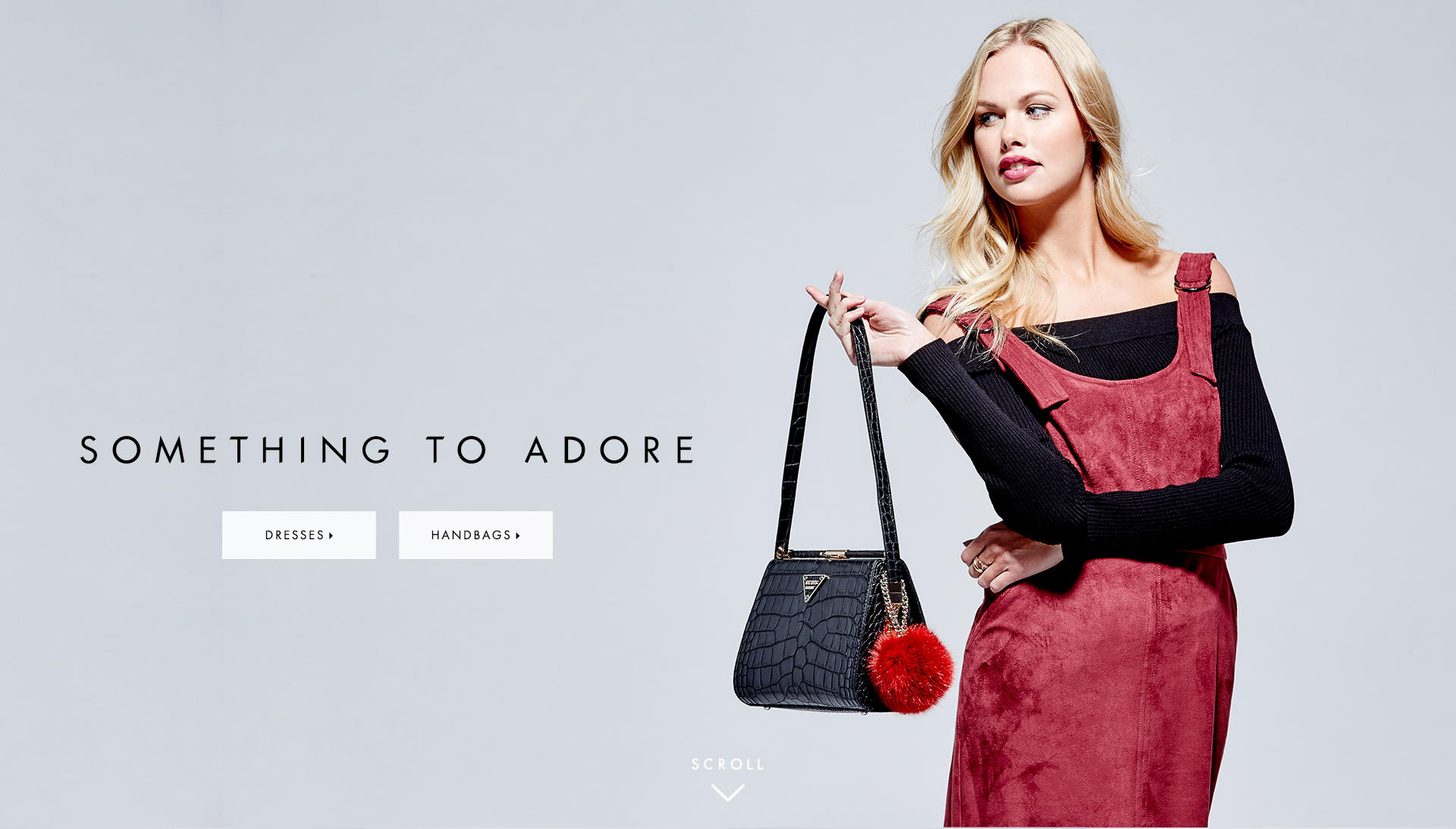 Something to Adore: Dresses & Handbags