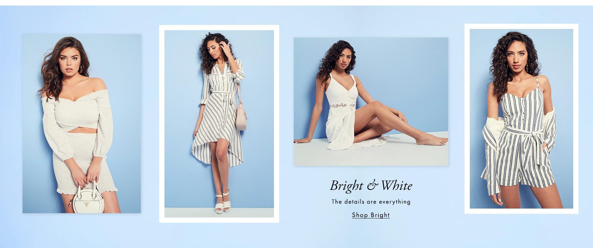 Bright & White