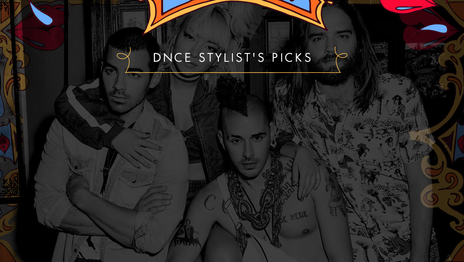 Shop DNCE Stylist's Picks