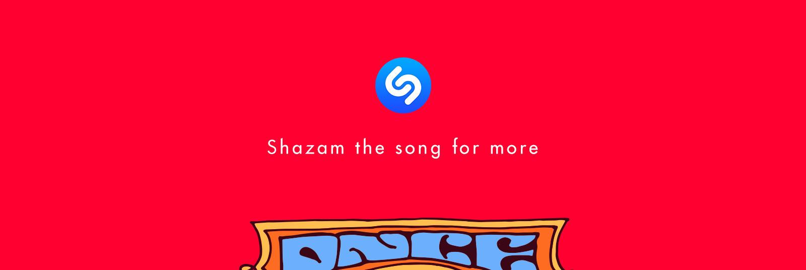 Shazam DNCE Kissing Strangers