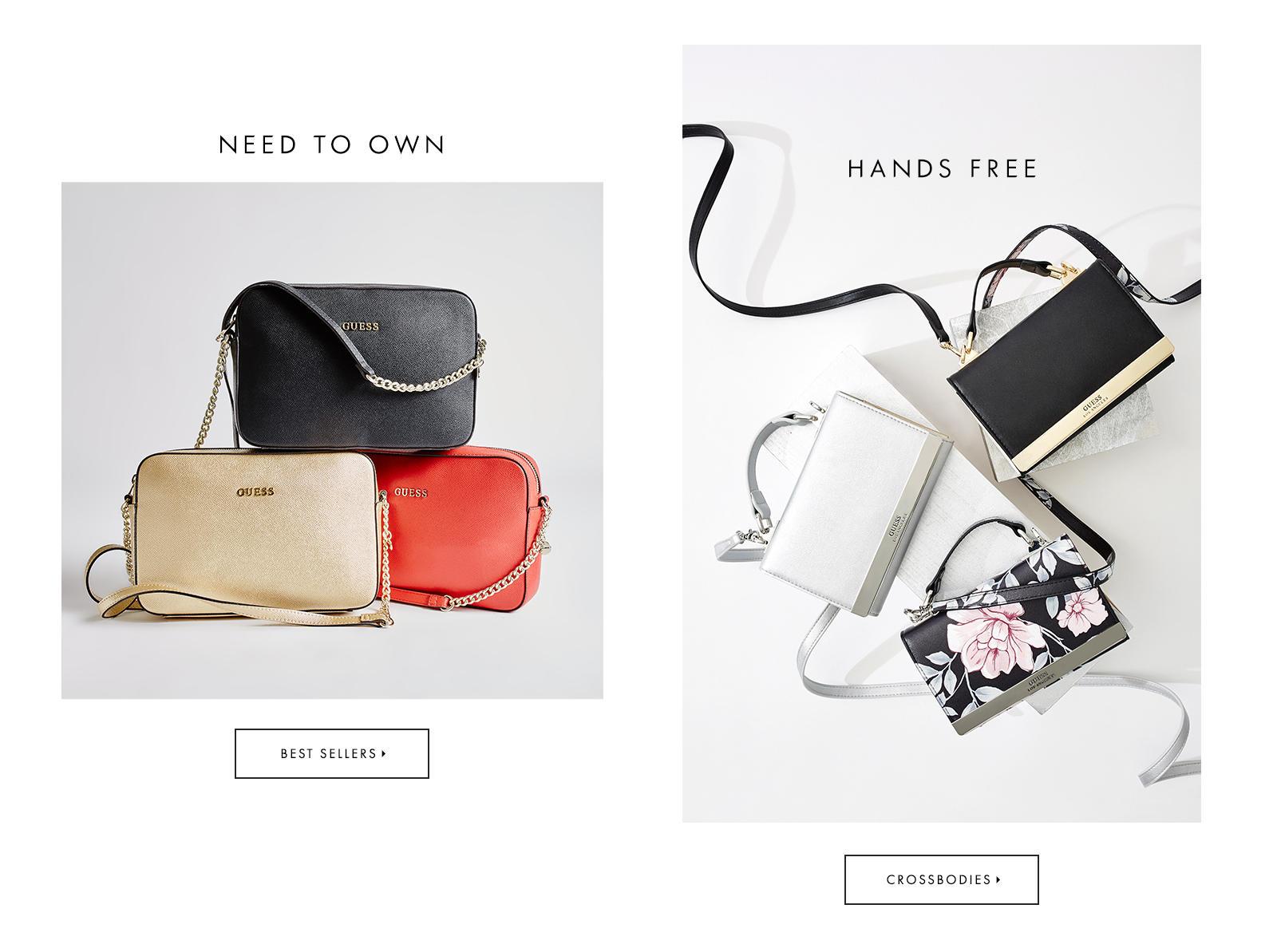 Handbag Best Sellers and Crossbodies