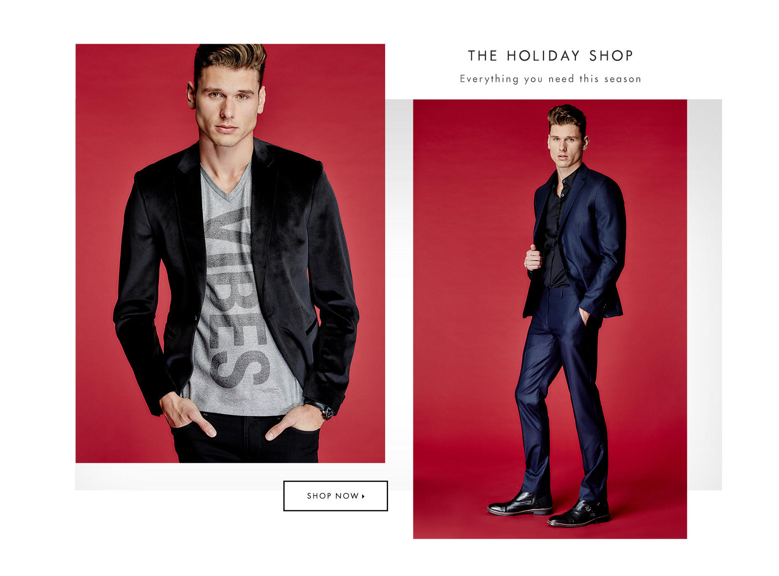MEN'S EVENT SHOP