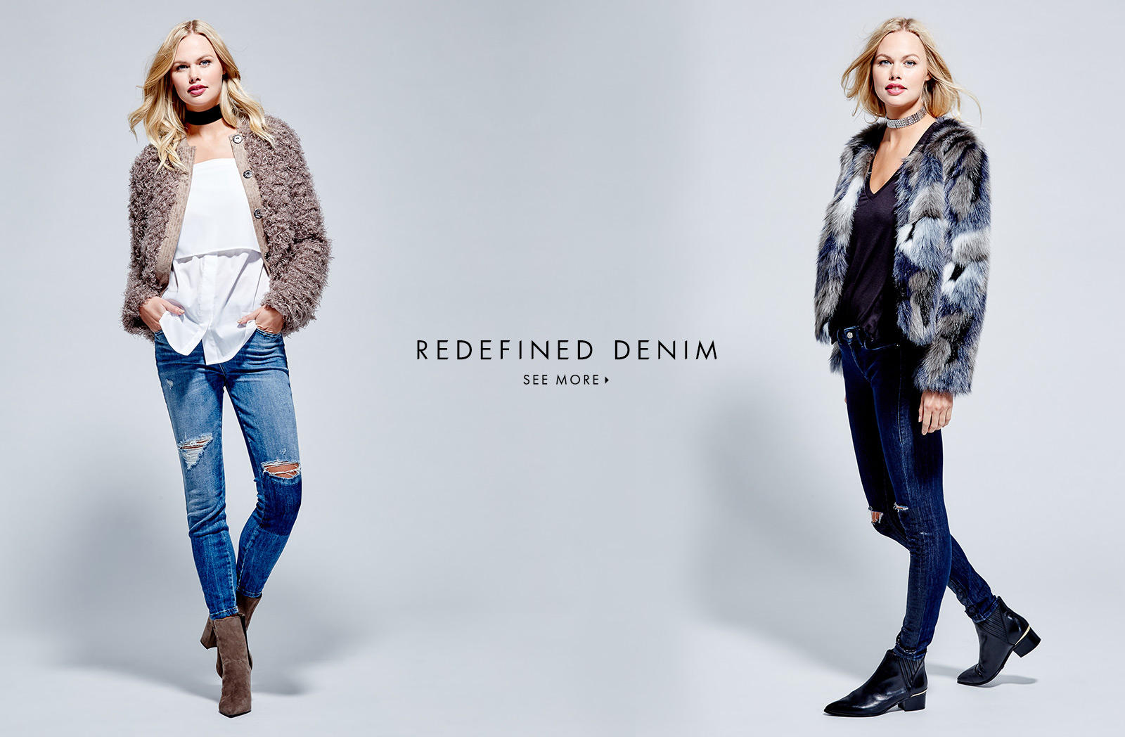 SHOP THE DENIM COLLECTION