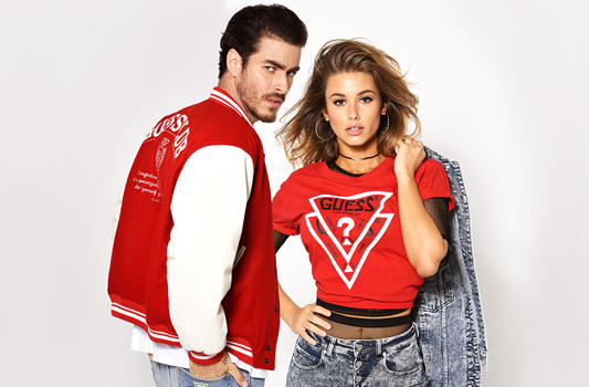 Guess Originals: Limited Edition Capsule