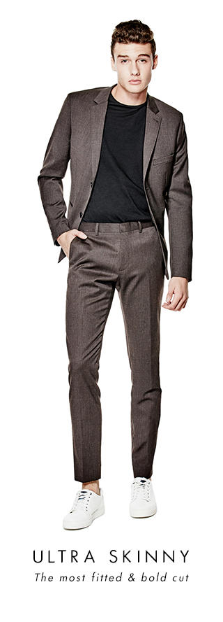 The Suit Guide: ULTRA SKINNY