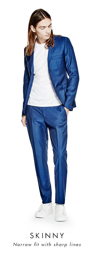 The Suit Guide: SKINNY