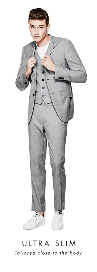 The Suit Guide: ULTRA SLIM