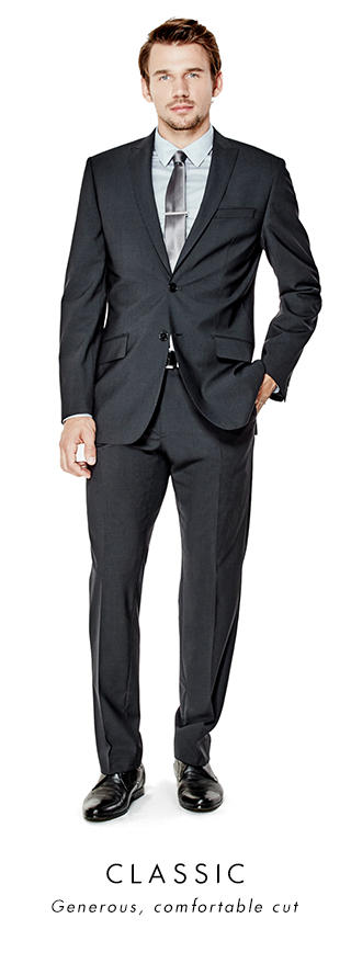 The Suit Guide: Classic