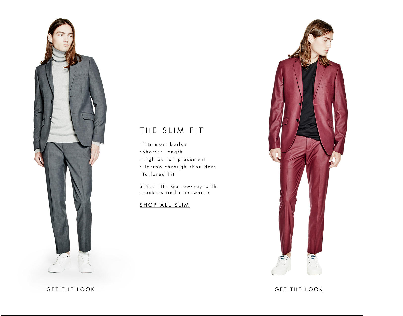 Suiting: The Slim Fit
