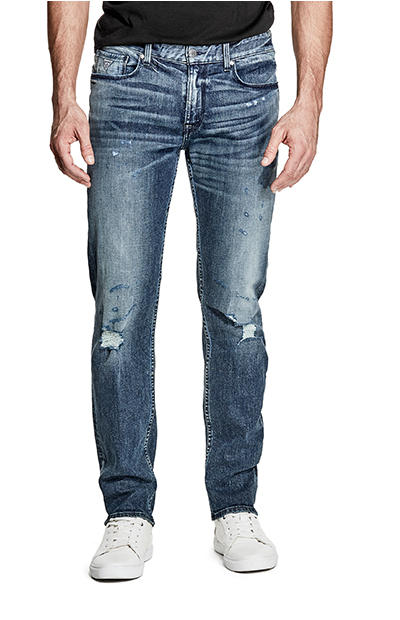 Denim Guide: Slim Straight