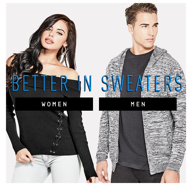 Better In Sweaters