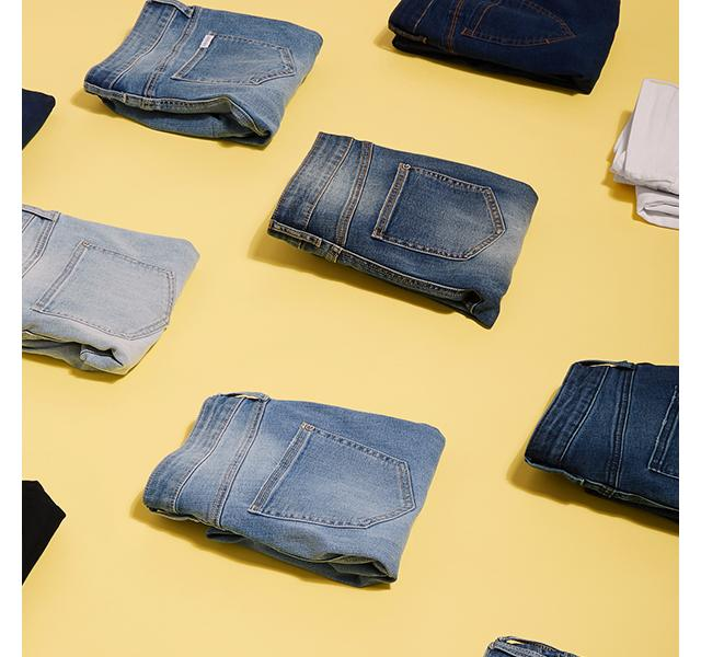 Jeans To Live In