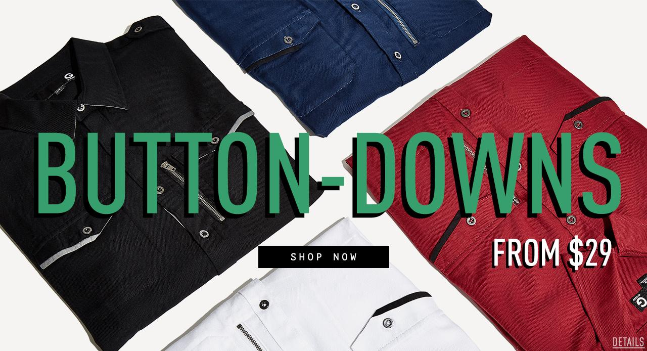 Button-Downs From $29