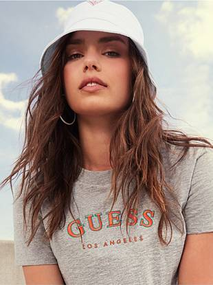 Logo Bucket Hat by Guess