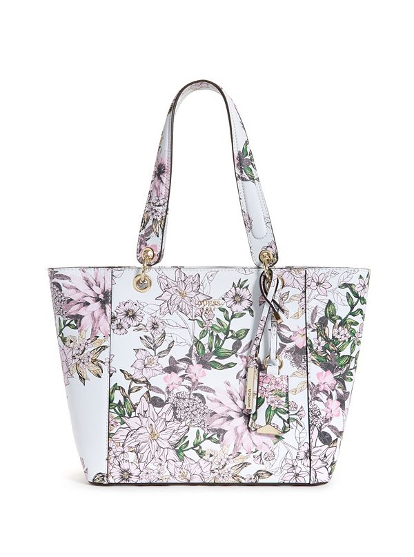 Kamryn Floral Tote   GUESS.ca 7f7fc20712