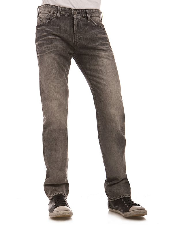 Lincoln Slim Straight Jeans   GUESS.ca