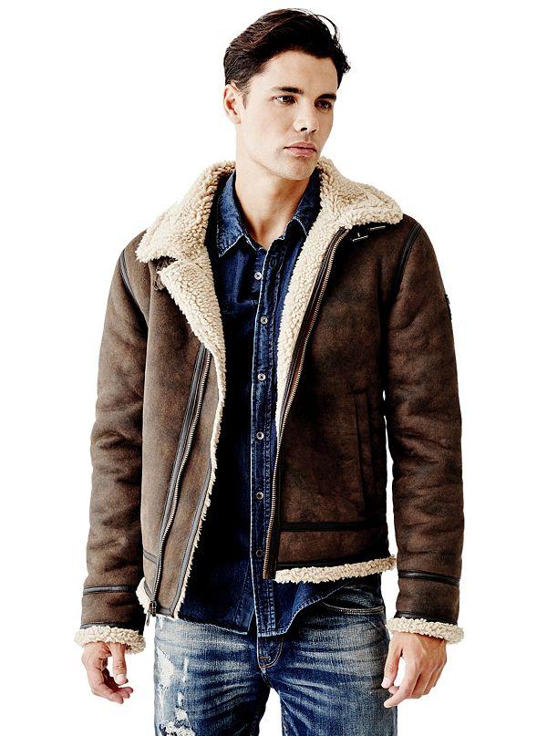Prix veste en cuir guess