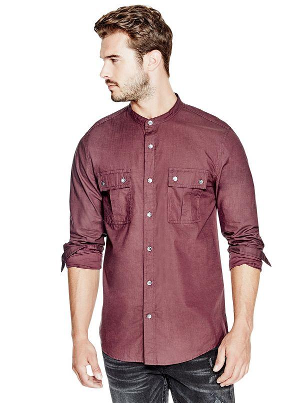 Men's Sale Shirts | GUESS