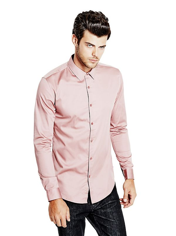 Luxe Super Slim Fit Shirt